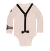 MINI SHATSU REAL SUSPENDERS ONESIE