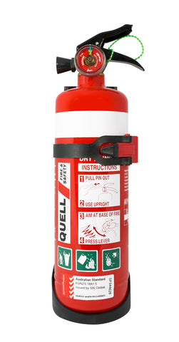 1kg Auto/Home/Marine Fire Extinguisher