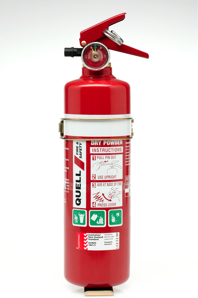 1.5kg Home/Garage/Workshop Fire Extinguisher