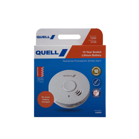 Photoelectric Smoke Alarm - Living Area/Hallway (Trade Pack)