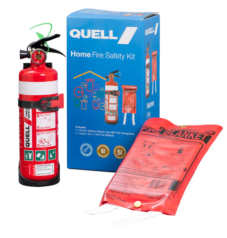 Small Home Fire Safety Kit