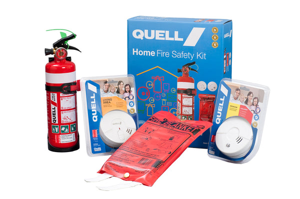 Large Home Fire Safety Kit