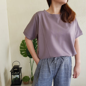 AMBER COTTON TOP (LILAC)