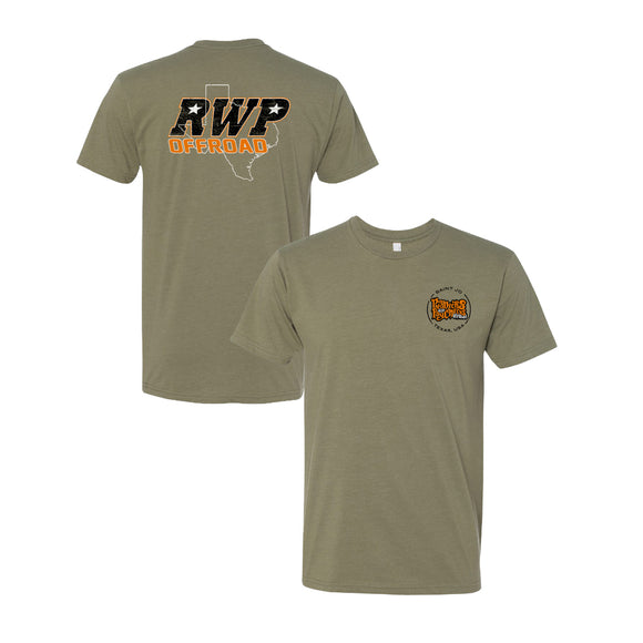 RWP Texica - Heather Olive