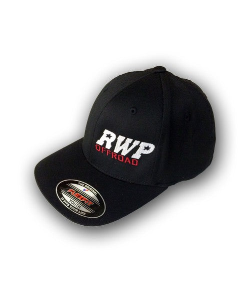 RWP OFFROAD Youth Flexfit - Black