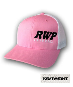 RWP OffRoad Snap - Pink / White