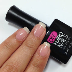 Clearly Natural - DIY Hard Nails