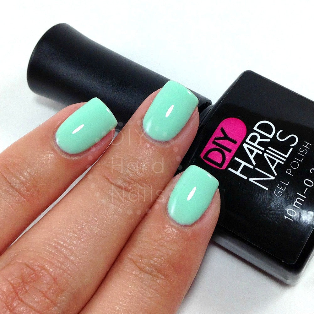 Minty Fresh - DIY Hard Nails