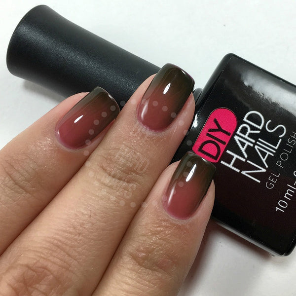 Mocha Latte (Color Changing Gel Polish)