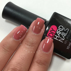 Mocha Latte (Color Changing Gel Polish) - DIY Hard Nails