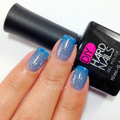 New York Frost (Color Changing) - DIY Hard Nails
