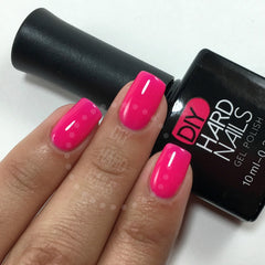 Pink Hottie - DIY Hard Nails