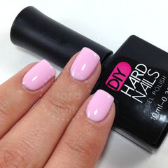 Pink Lily - DIY Hard Nails