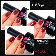 Sand Stone - DIY Hard Nails