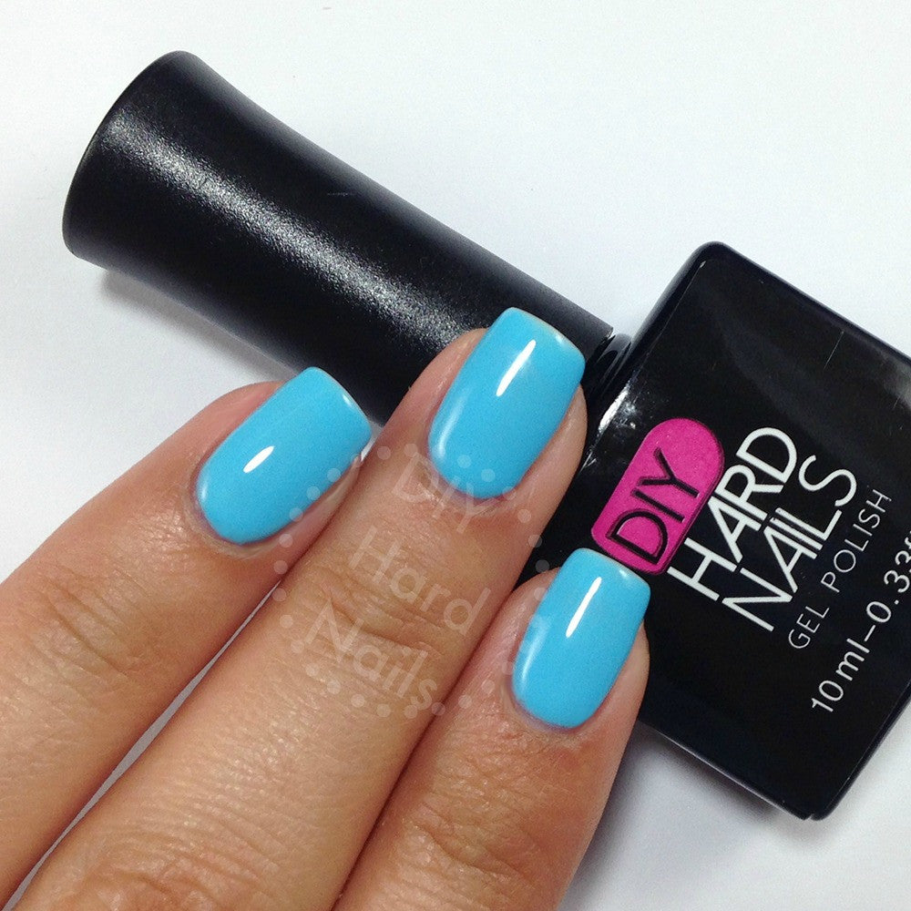 Sky Blue - DIY Hard Nails