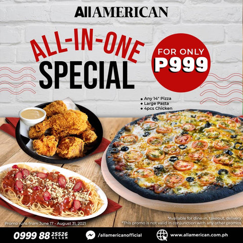 All In One Special Bundle 999