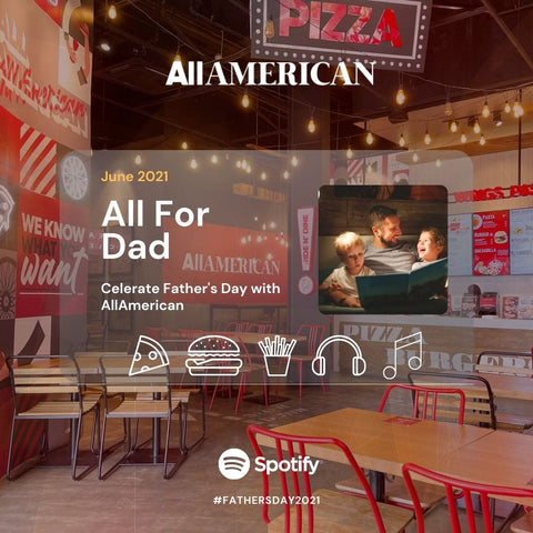AllAmerican All For Dad Blog Post