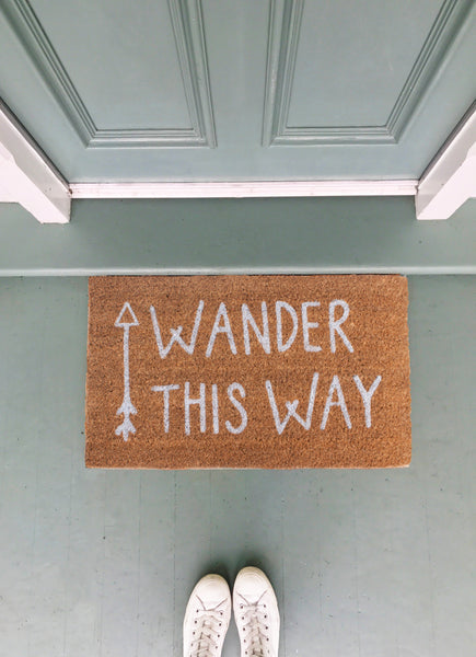 Wander this way (SALE)