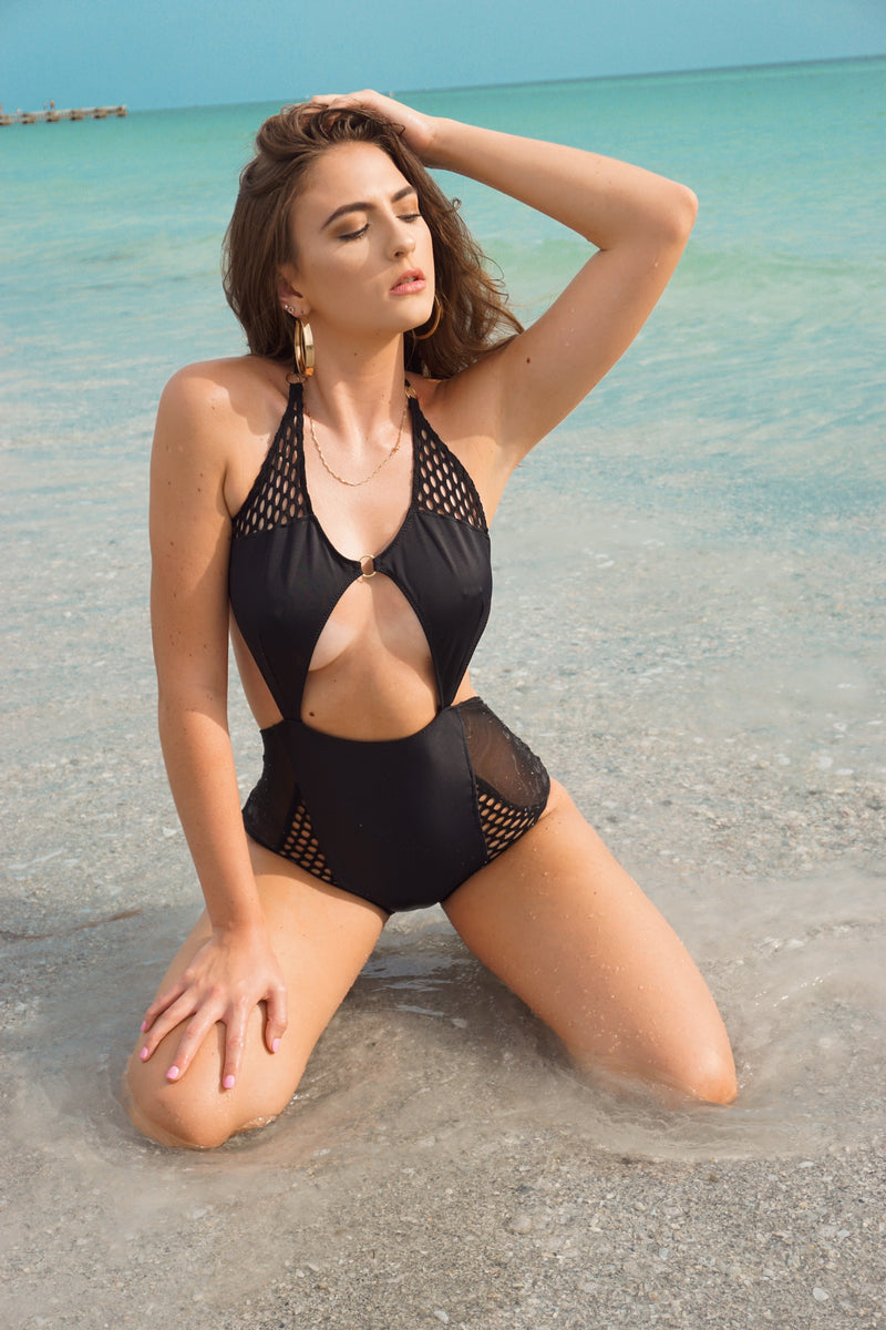 Goddess Collection Calypso One Piece Swimsuit