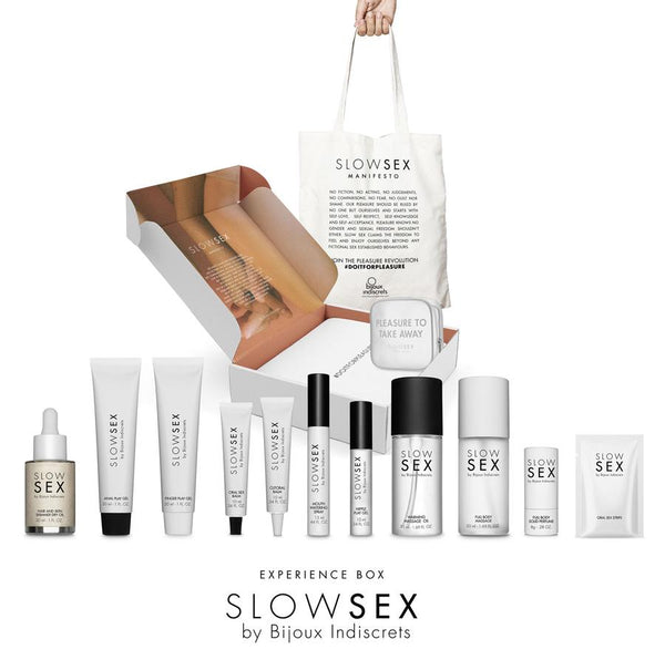 EXPERIENCE BOX SLOW SEX