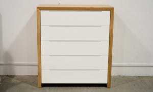 Coastal 5 Drawer Tallboy