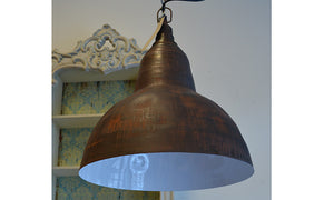 Reproduction Copper Ceiling Light