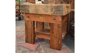 Old London Collection Butchers Block