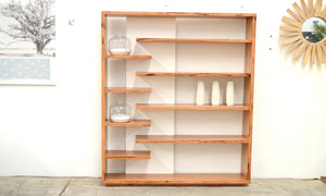 Floating Shelving Bookcase