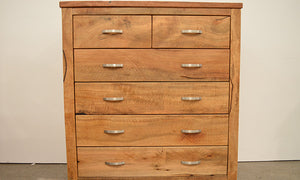 Leeuwin 6 Drawer Tallboy