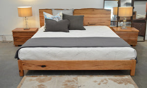 Mindarie Natural Edge Bed
