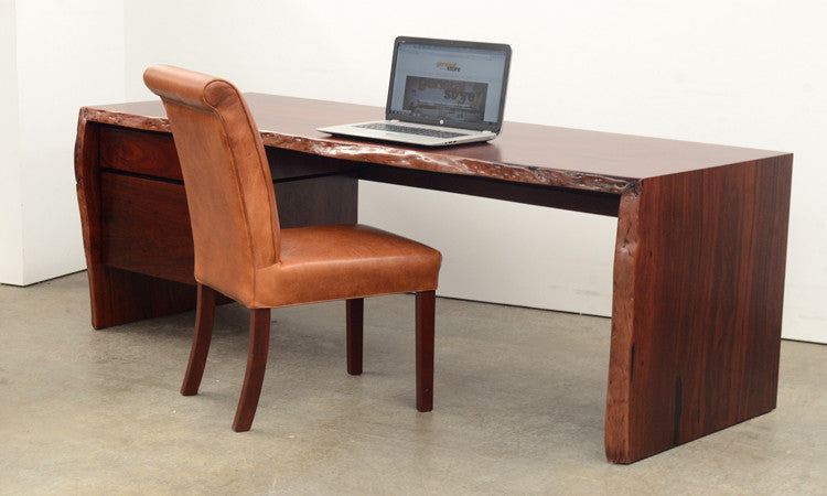 Natural Edge Desk