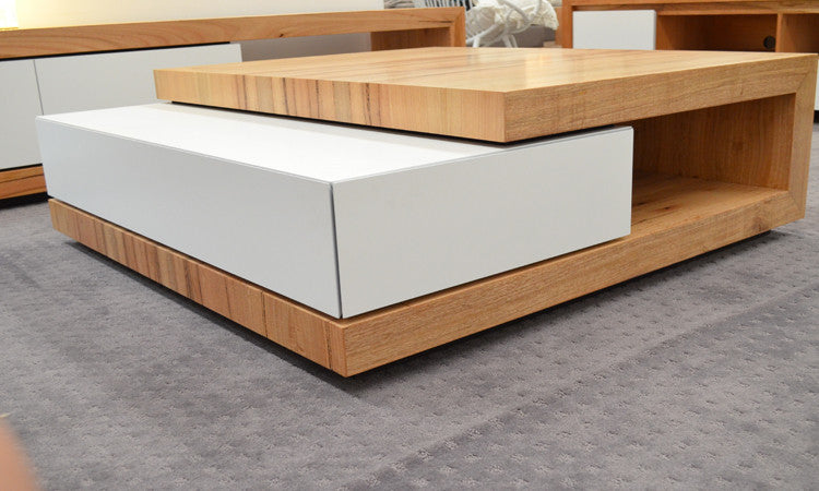 Platform Coffee Table