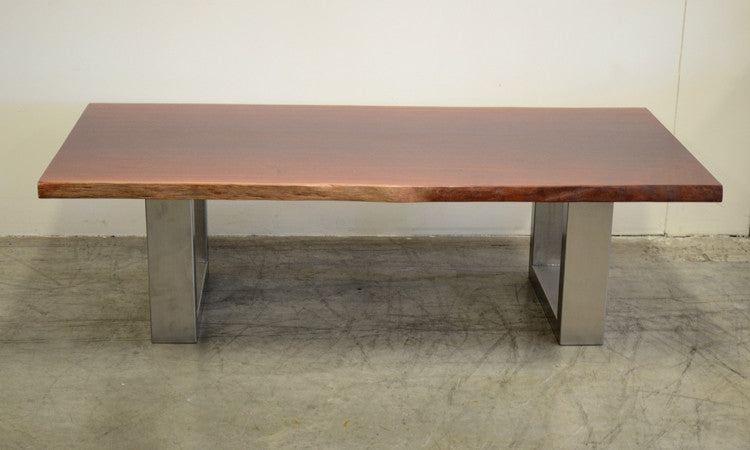 Quad Coffee Table Jarrah