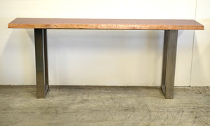 Quad Hall Table Jarrah