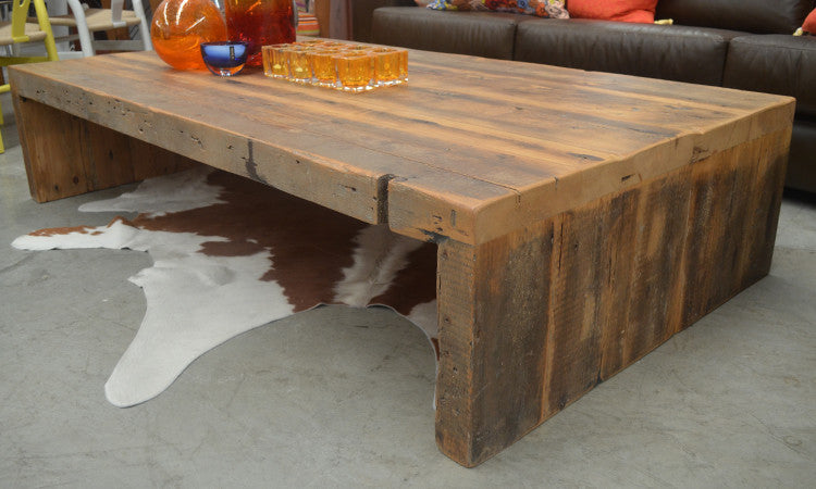 Recycled Baltic Pine Warehouse Collection Coffee Table Wa Made General Store Furniture Homewares