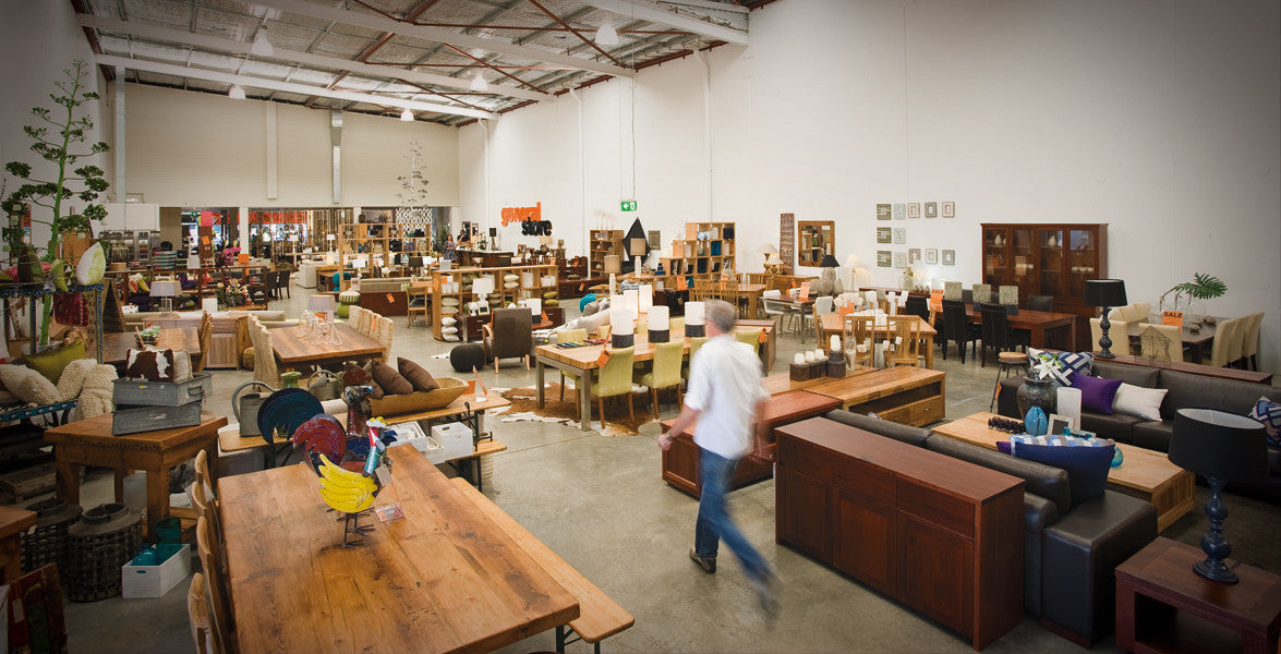 Unique locally made Perth Marri, Jarrah and WA Hardwood furniture