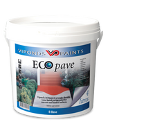 Ecopave water based paving paint can