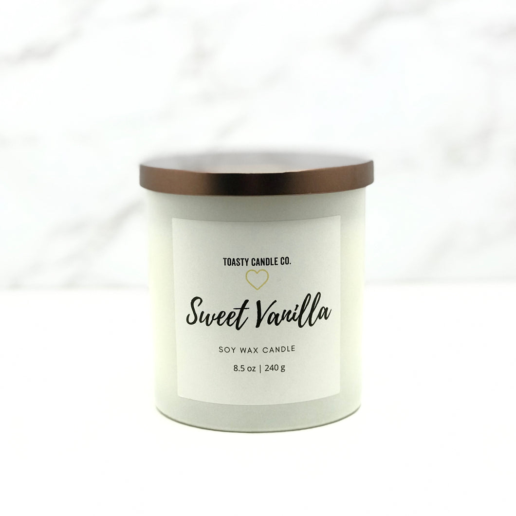 Sweet Vanilla Candle