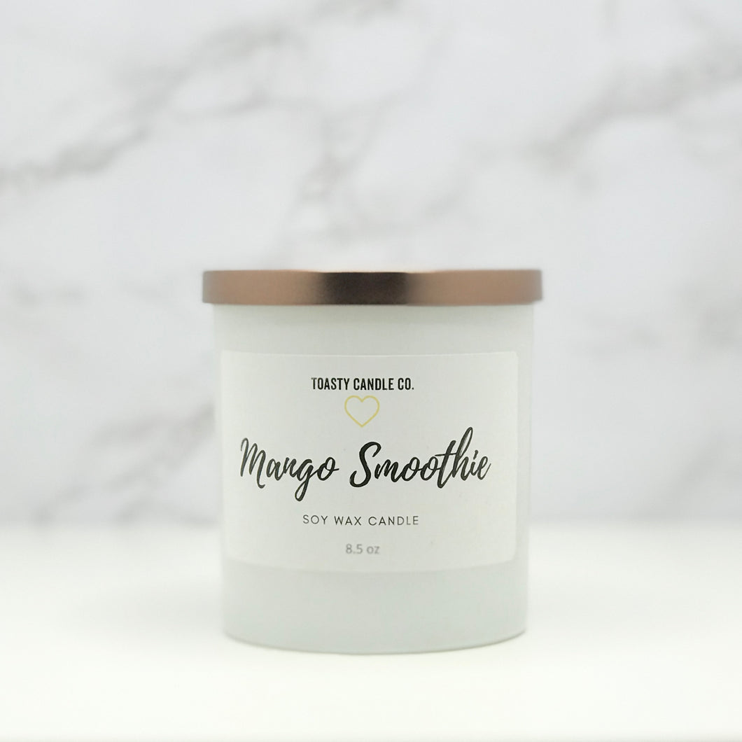 Mango Smoothie Candle