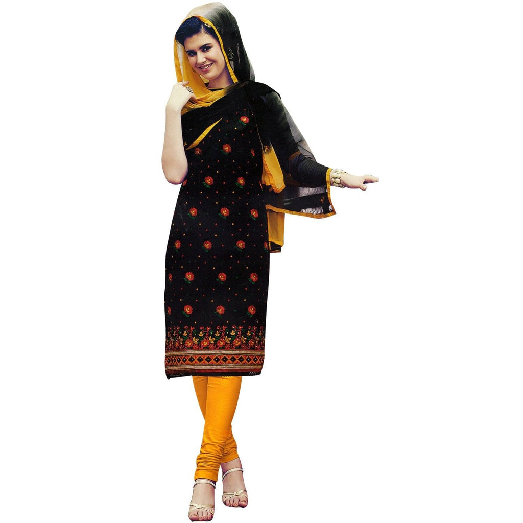 Readymade Salwar Kameez Cotton Embroidered Indian Pakistani Suit