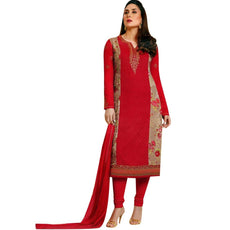Designer Wedding Bollywood Georgette Embroidered Salwar Kameez Suit