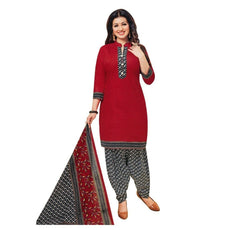 Readymade Printed Cotton Patiala Salwar Kameez Indian Womens Dress Pakistani Salwar Suit