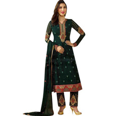 Designer Bollywood Partywear Embroidered Pants Georgette Salwar Kameez Suit