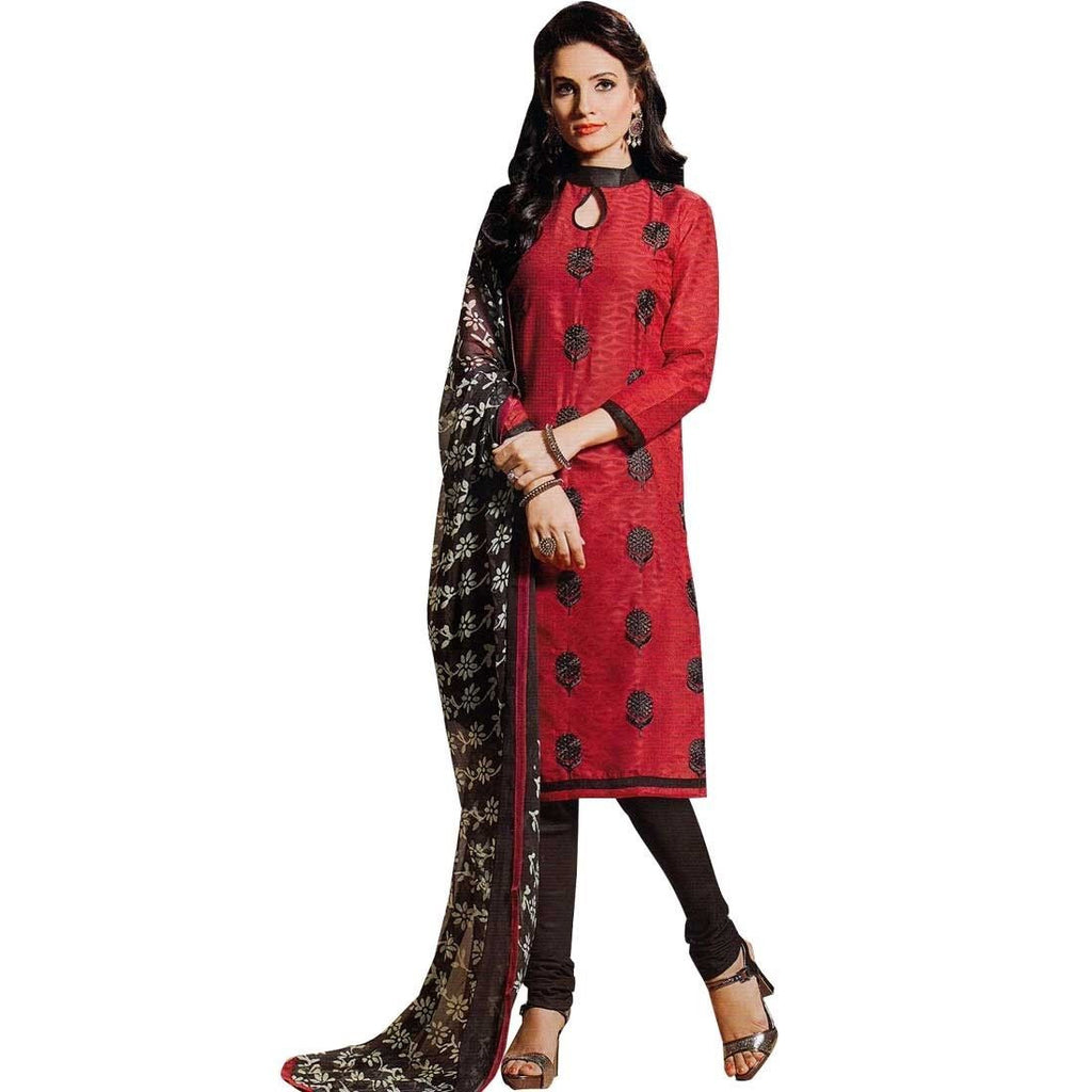 Ready to wear Cotton Embroidered Salwar Kameez Suit Indian Dress