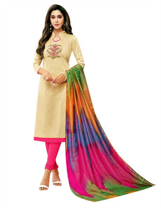 LADYLINE Ready to Wear Silk Hand Worked Salwar Kameez Indian Womens Dress Pakistani Salwar suit Ready made