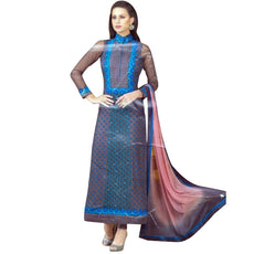 Designer Bollywood Partywear Georgette Embroidered Salwar Kameez