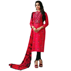 Readymade Womens Cotton Embroidered Salwar Kameez Indian Pakistani Dress