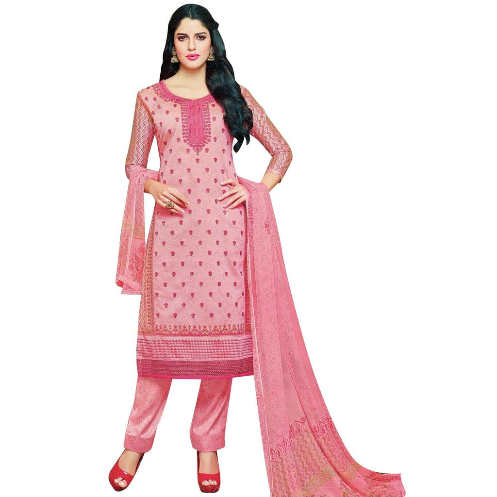 Readymade Salwar Kameez Cotton Silk Embroidered Indian Pakistani Salwar Suit dress