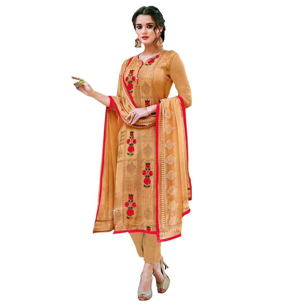 Designer Wedding Partywear Georgette Embroidered Salwar Kameez Indian Pakistani Bollywood Dress