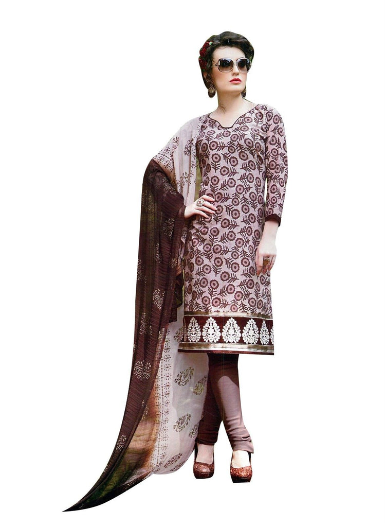 Readymade Cotton Printed & Embroidered Salwar Kameez Indian Dress Ready to wear Salwar Suit